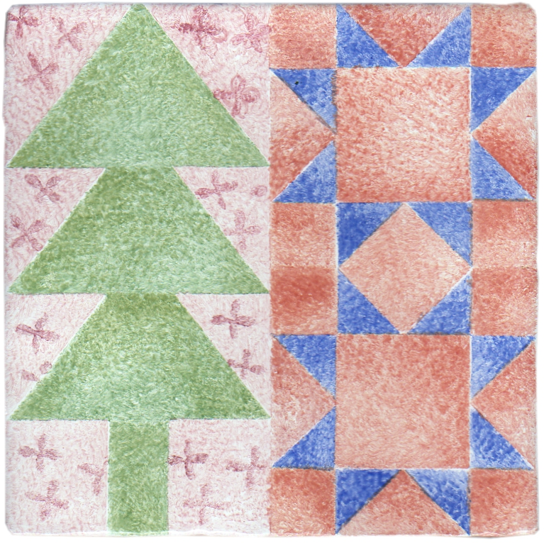 Patchwork Tile 12