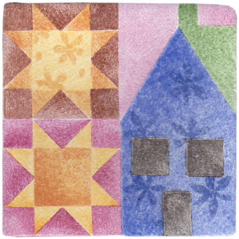 Patchwork Tile 25