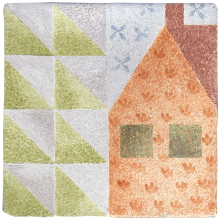 Patchwork Tile 33