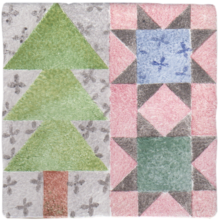 Patchwork Tile 35