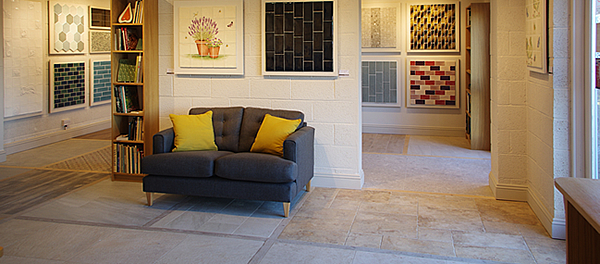 New Tiles of Stow showroom