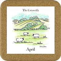 Cotswold Calender