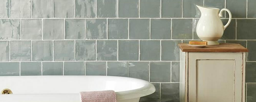 Metropolitan Tile Colours - Lazul