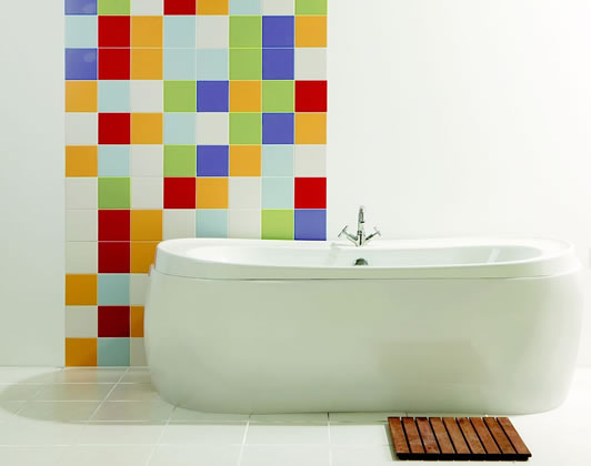 Stow Essential Colours 100x100 Multicoloured