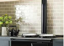 Dunwich Gloss Half Tiles  (Photo: Winchester Tile Co)