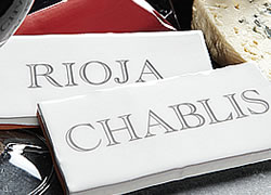 Detail of Rioja and Chablis.   (Photo: Winchester Tile Co)
