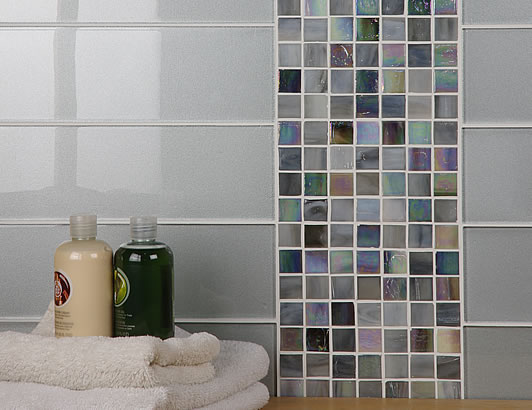 Spectre Mosaic and Zinc 300x100 Metallic